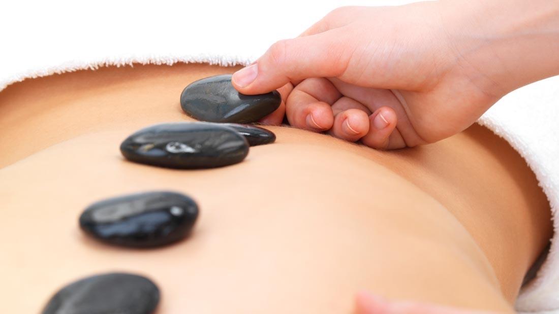 Hot-Stone Massagen
