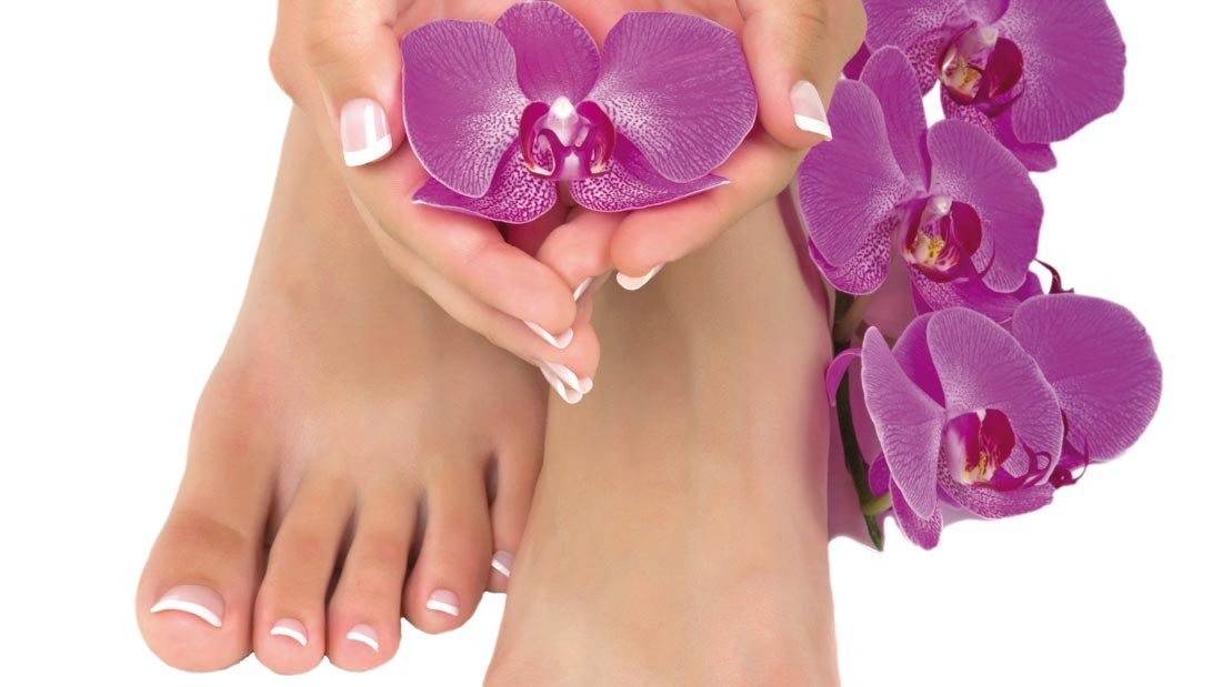 Fußpflege / Maniküre und Handpflege